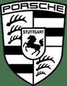 Porsche Logo Black - 125px Height