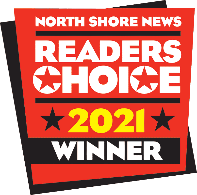 North Shore News 2021 Winner - Best Electricial Company